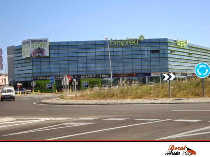 Centro Comercial Binipreu, Calan Porter, Menorca