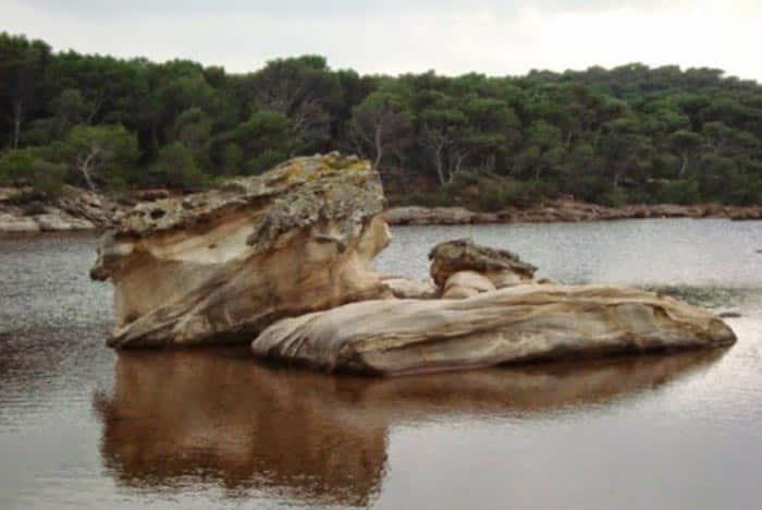 Cala Blanca - Fornells - Menorca