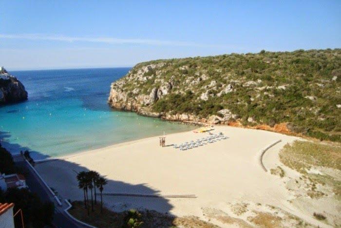 Calan Porter, Menorca