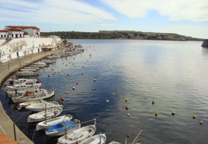 Vista de Cales Fonts, Menorca- Doral Auto