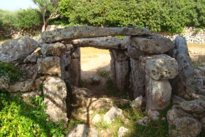 Cultura Talayótica de Menorca