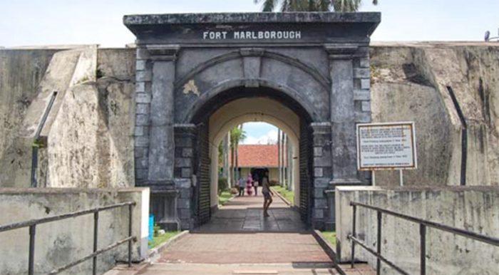 Entrada al Fuerte de Marlborough