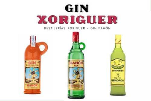 Gin Xoriguer de Mahón, Menorca