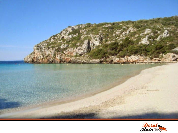 Playa de Calan Porter, Menorca