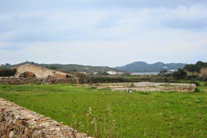 Ses Salines a Son Parc, Menorca