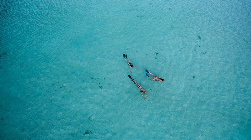 Submarinismo en Menorca