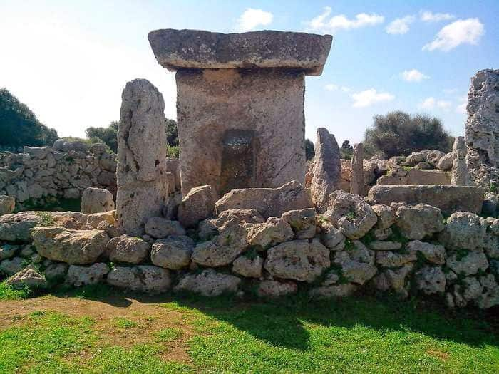 Trepucó, cultura tayolítica en Menorca