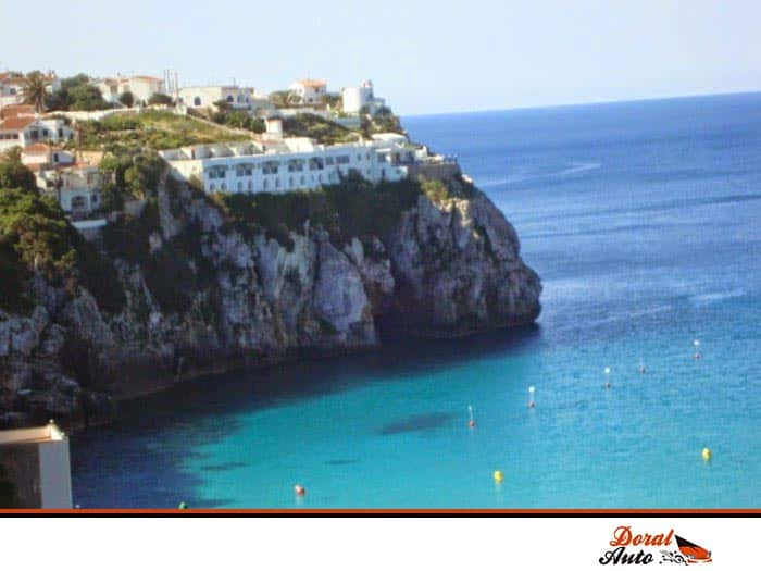 Vistas Calan Porter Menorca