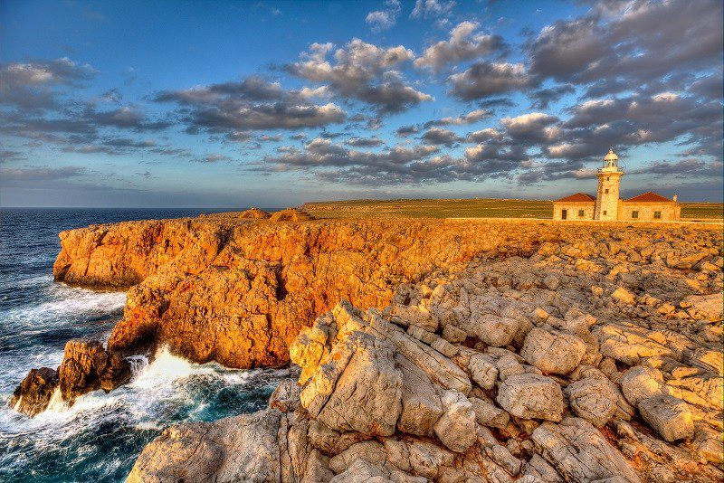 Lighthouses of Menorca