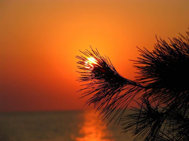 meilleurs couchers de soleil à Minorque