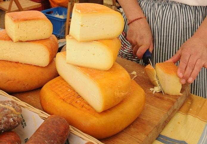 La ruta del queso en Menorca