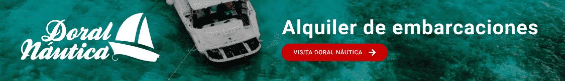 Alquiler de embarcaciones en Menorca
