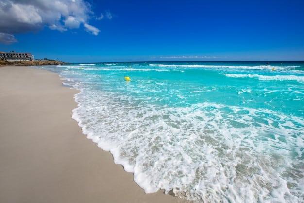 Beach of Saint Tomas