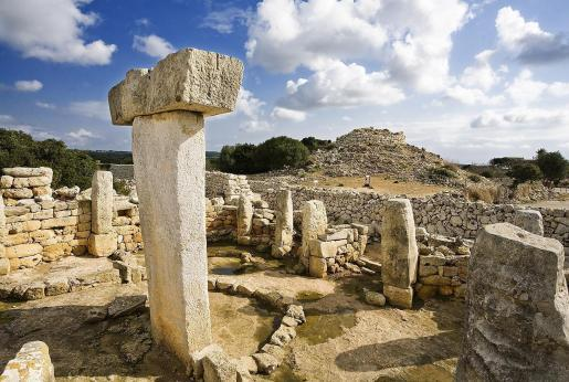 Talayotic monuments