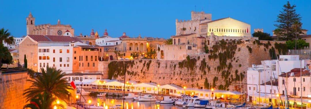 Ciutadela of Menorca