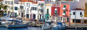 Ports of Menorca