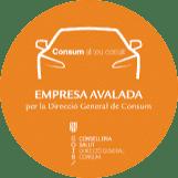 Empresa avalada por la Direcció General de Consum