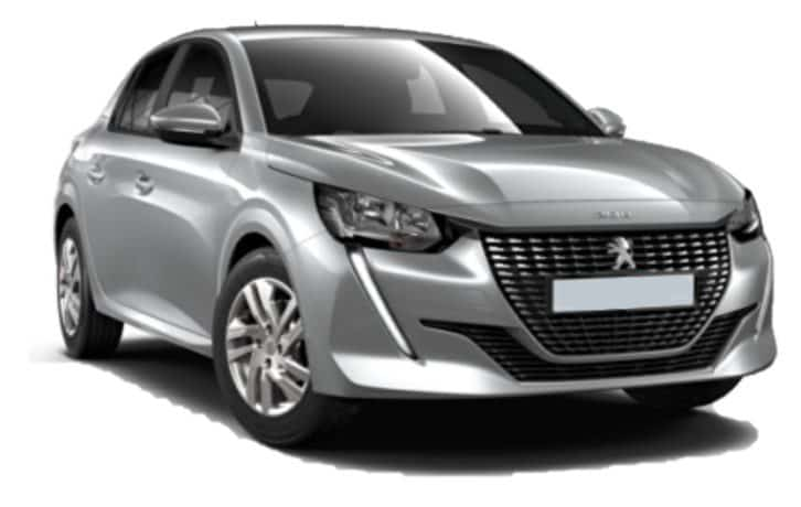 Ofertas de vehículos en alquiler GRUPO H