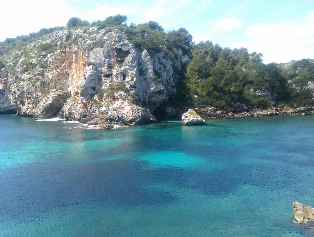 Cales Coves PLAGE
