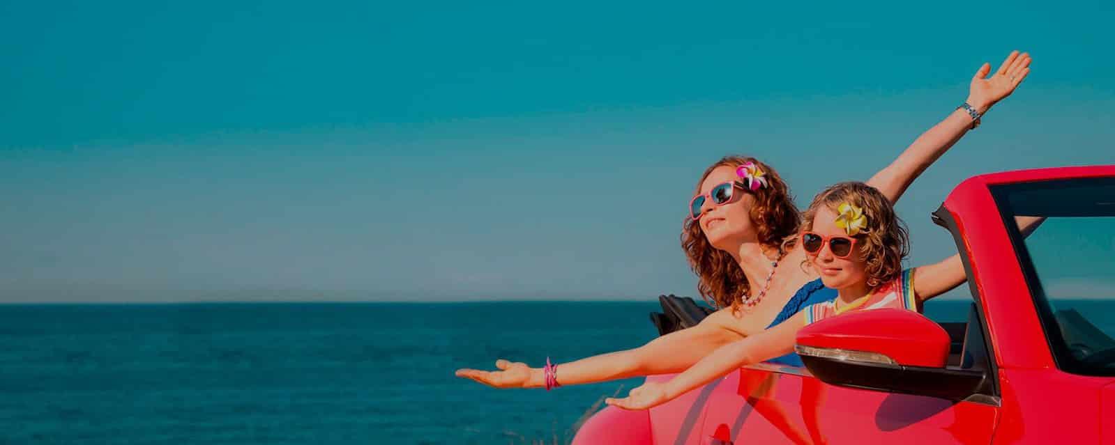 Alquiler de coches en Menorca sin franquicia