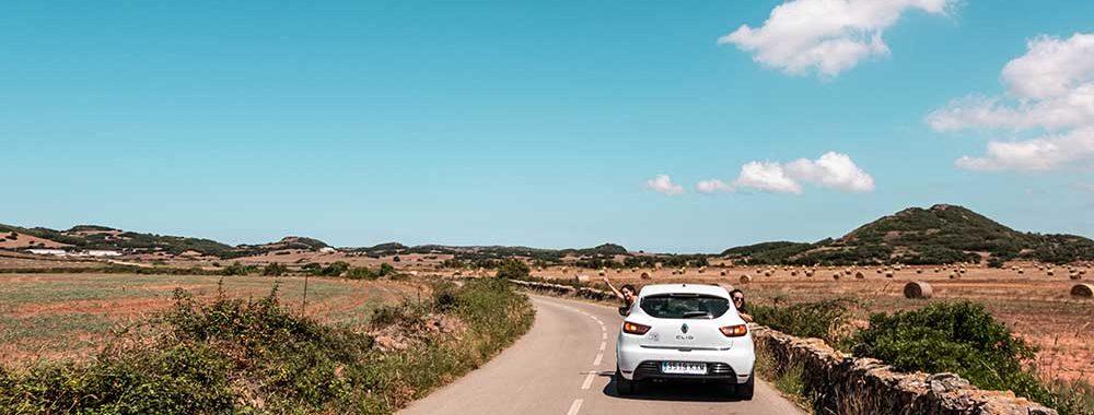 road trip en Menorca